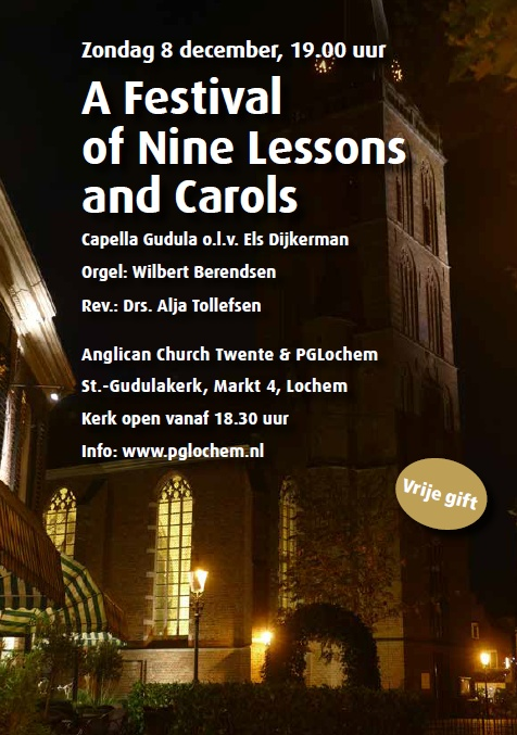 2019-12-08-1900-Festival of nine lessons and carols in Gudulakerk
